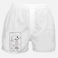 FemDom Boxer Shorts