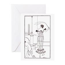 FemDom Greeting Cards (Pk of 10)