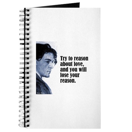 """Chekhov """"To Reason"""" Journal"""