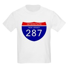 Interstate 287 Traffic Camera T-Shirt