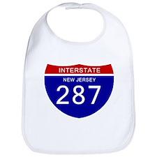 Interstate 287 Traffic Camera Bib