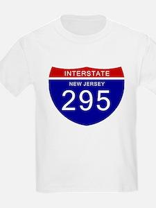 Interstate 295 Traffic Camera T-Shirt