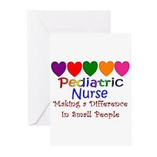 PEDS Nurse Greeting Cards (Pk of 10)