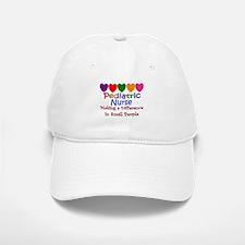 PEDS Nurse Baseball Baseball Cap