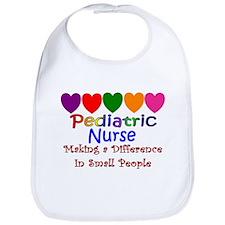 PEDS Nurse Bib