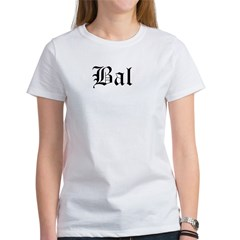 Bal Women's T-Shirt