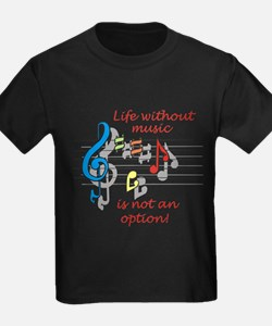 Life Without Music T