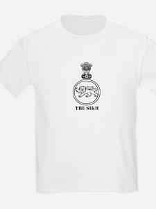The Sikh Regiment Emblem T-Shirt