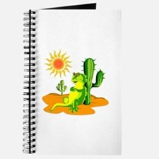 Cactus in the Desert Iguana Journal