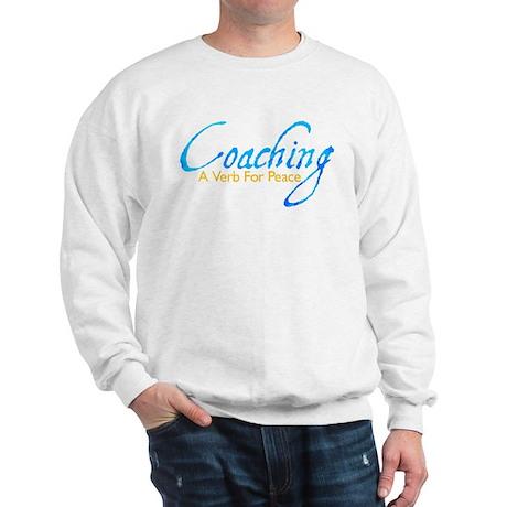 Coaching: Blue and Gold Sweatshirt