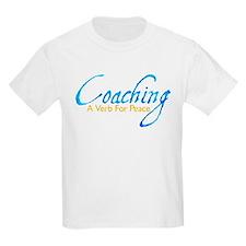 Coaching: Blue and Gold T-Shirt