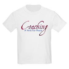 Coaching: Purple and Blue T-Shirt