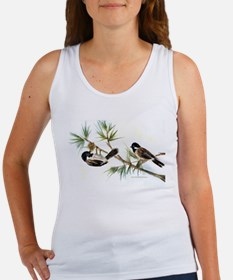 Two Chickadees Women's Tank Top