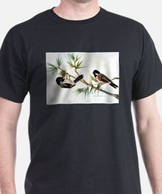 Two Chickadees T-Shirt