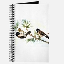 Two Chickadees Journal