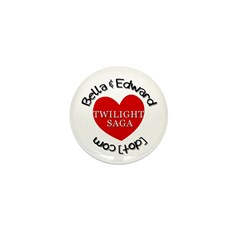BAE Twilight Saga Mini Button