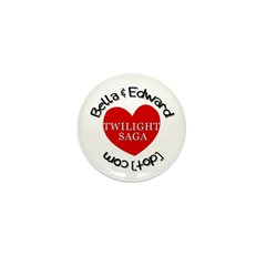 BAE Twilight Saga Mini Button (10 pack)