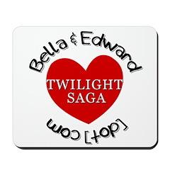 BAE Twilight Saga Mousepad