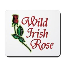 Wild irish Rose - Mousepad