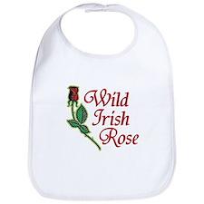 Wild irish Rose - Bib