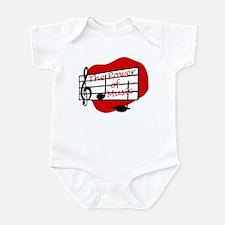 The Power Of Music Infant Bodysuit