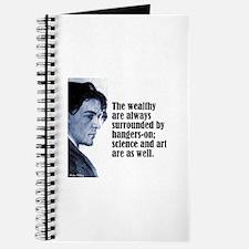 "Chekhov ""The Wealthy"" Journal"