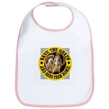REPATRIATE THE SQUIRRELS Bib
