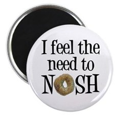 Need to Nosh Magnet