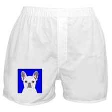 Frenchy (Cream) Boxer Shorts