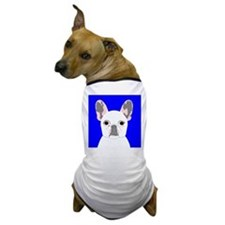 Frenchy (Cream) Dog T-Shirt