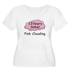 Pink Cloud 13 T-Shirt