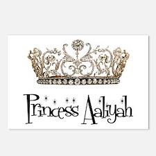 Princess Aaliyah Postcards (Package of 8)