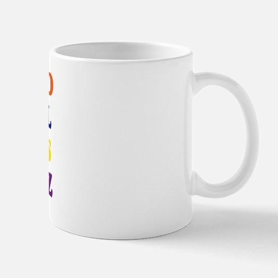 Adrian - Alphabet Mug