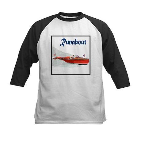 The Runabout Kids Baseball Jersey