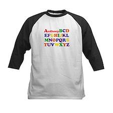 Anthony - Alphabet Tee