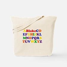 Blake - Alphabet Tote Bag