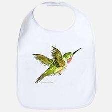 Hummingbird Bib