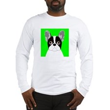 Frenchy (Pied) Long Sleeve T-Shirt
