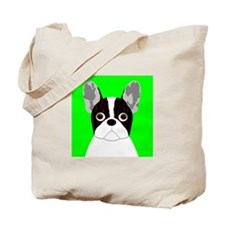 Frenchy (Pied) Tote Bag