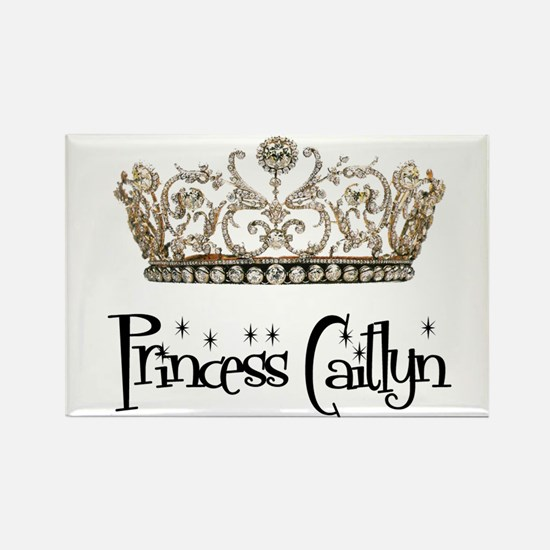 Princess Caitlyn Rectangle Magnet