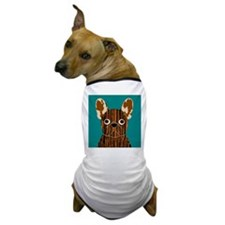 Frenchy (Brindle) Dog T-Shirt
