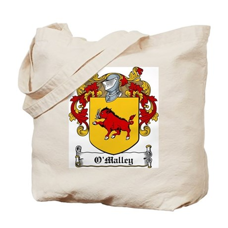 O'Malley Family Crest Tote Bag