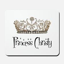 Princess Christy Mousepad