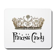 Princess Cindy Mousepad