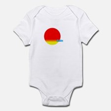 Zain Infant Bodysuit