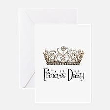 Princess Daisy Greeting Card