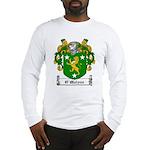 O'Malone Family Crest Long Sleeve T-Shirt