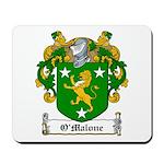 O'Malone Family Crest Mousepad