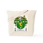 O'Malone Family Crest Tote Bag
