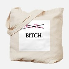 Cute Prima donna Tote Bag